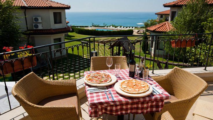 Pizzeria La Campana | BlackSeaRama Golf & Villas