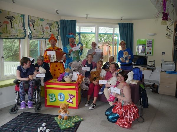 Latest news CHAS celebrate National Teddy Bears Picnic Day