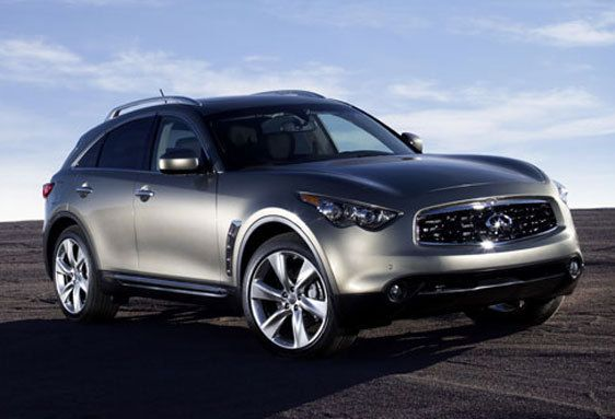 Infiniti FX35 - just drive one of these this evening. So in love!