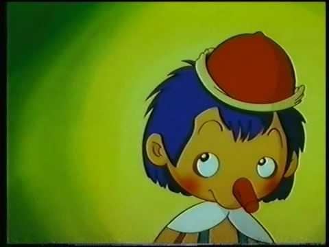 Le nuove avventure di Pinocchio - Sigla ( 1980 )