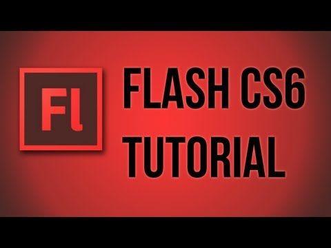 Flash CS6 - Basic Animation Story - Full Rotation and Multiple Layers - YouTube