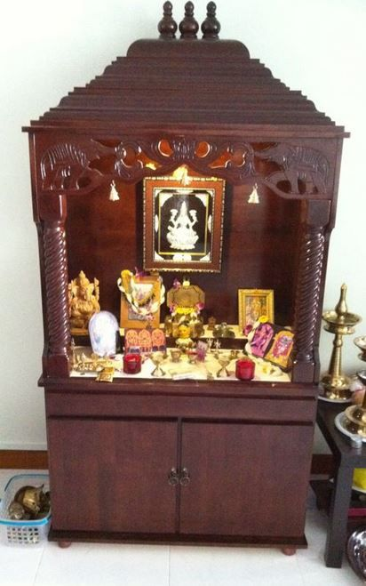 272 Best Pooja Room Design Images On Pinterest Pooja Rooms Prayer Room And Hindus
