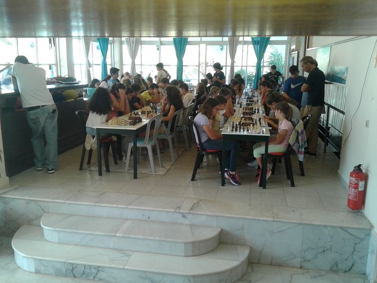 You can learn to play chess at Rea Summer Camp