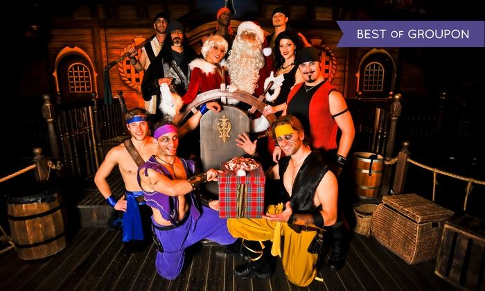 Pirate's Dinner Adventure - Buena Park: Pirates Dinner Adventure for One Adult or Child (Up to 52% Off)