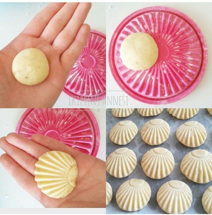 Midye kurabiye