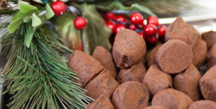Please the foodies in your life with truffles from Appleyards, Shrewsbury