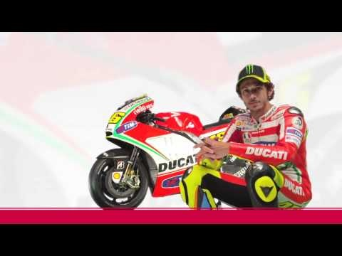 Rossi Rider and Bike Profile