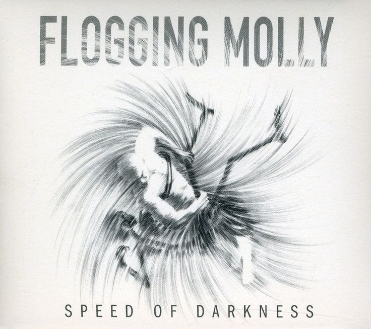 Flogging Molly - Speed Of Darkness, Blue