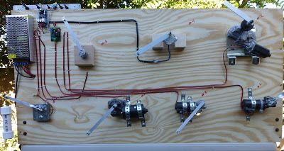 FINALLY! Alternatives to wiper and reindeer motors for DIY animated props are tested in this blog.