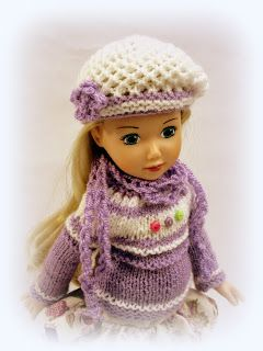 OOAK doll clothes: Outfit No.3 for Zapf Jolina