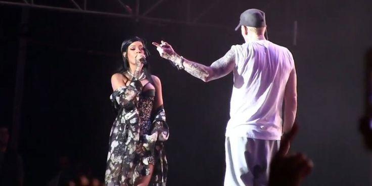 Rhianna and Eminem