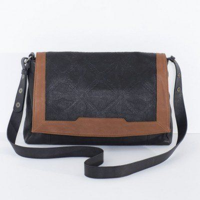 Nancybird Darcy Bag Black - Inside Home & Gifts