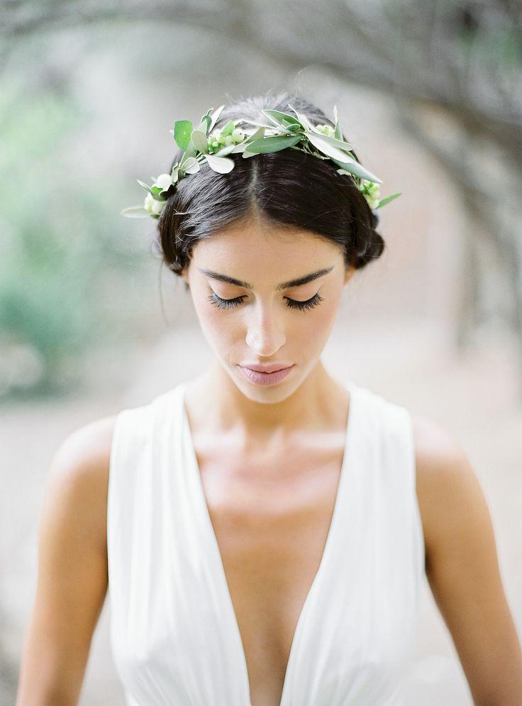 Photography : Sotiris Tsakanikas | Wedding Dress : Parthenis Read More on SMP: http://www.stylemepretty.com/destination-weddings/2017/01/20/wedding-inspiration-that-will-light-a-fire-under-your-wanderlust/