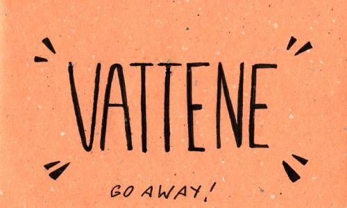 Learning Italian Language ~ Vattene (Go Away) IFHN