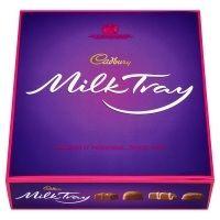 Cadbury Milk Tray Chocolate Box 400g