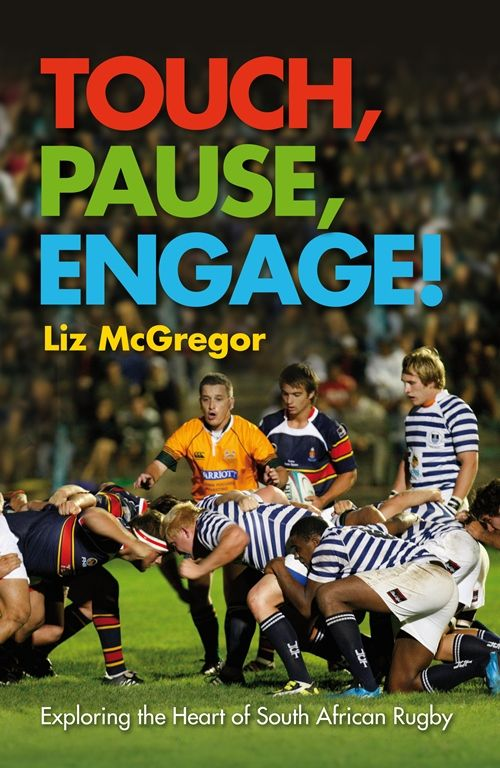 Touch, Pause, Engage! - L. McGregor