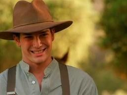 Willie LaHaye (Logan Bartholomew) ~ Loves Enduring Promise. I LOVE HIM SO MUCH
