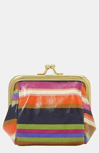 Fossil 'Key-Per' Coin Purse available at #Nordstrom