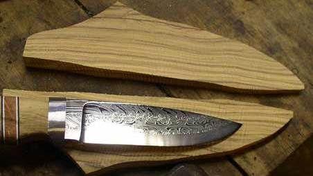 сделать нож самому пошаговая инструкция - фото 2