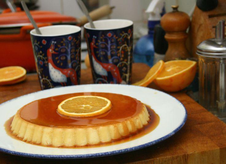 orange quesillo