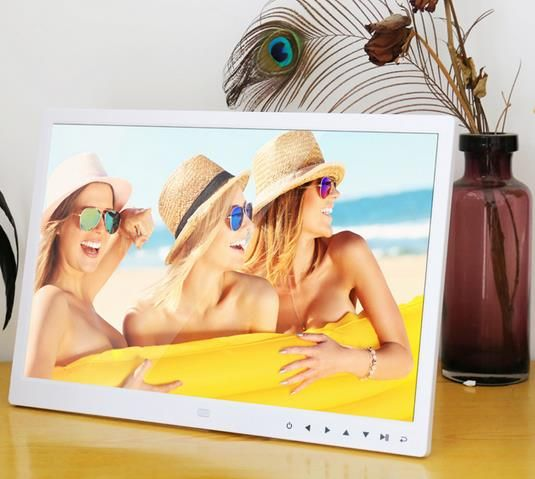 LED digital photo frame Electronic photo album Video playback     Buy at -> https://salecurrents.com/led-digital-photo-frame-electronic-photo-album-video-playback/ For 160.11 USD    For More Items Visit www.salecurrents.com    FREE Shipping Worldwide!!!
