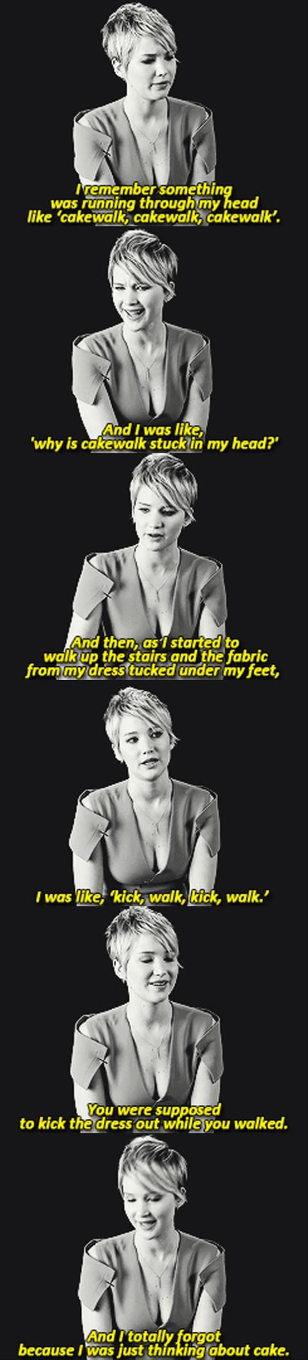 Oh, Jennifer Lawrence