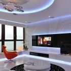 Mercury LED Ceiling Light by ArtemideMinimalist Apartment, Lights Fixtures, Design Interiors, Living Room Lights, Interiors Design, Wall Lights, Design Studios, Modern Design, Apartments Design