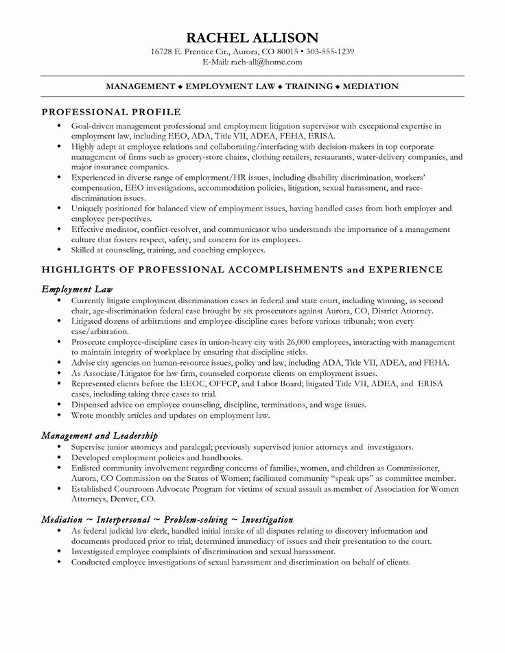 Paralegal Job Description Resume Unique Personal Injury