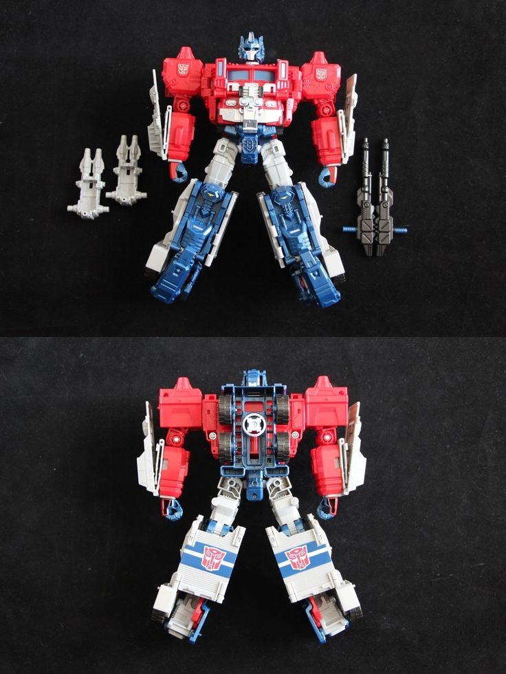 Transformers and Robots 83732: Transformers Titans Return Magnus Prime From Siege On Cybertron Ginrai New -> BUY IT NOW ONLY: $65.99 on eBay!