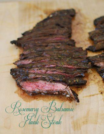 ... Flank Steak on Pinterest   Flank steak, Healthy steak recipes and