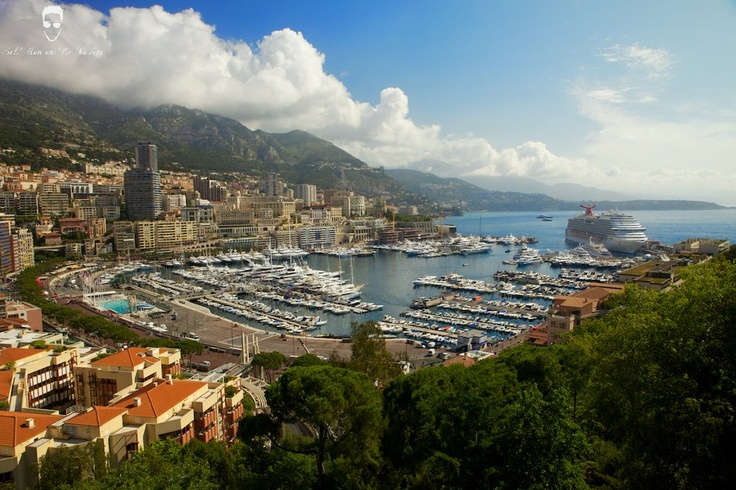 Monaco - Land of the Rich and Famous