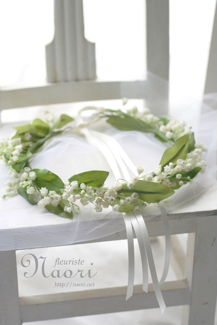 すずらんの花冠 Crown of a lily of the valley / wedding