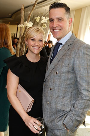Reese Witherspoon and Husband Jim