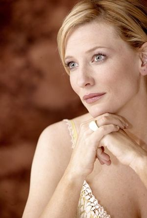 Cate Blanchett has excellent range and I find her engaging in whatever role she chooses.