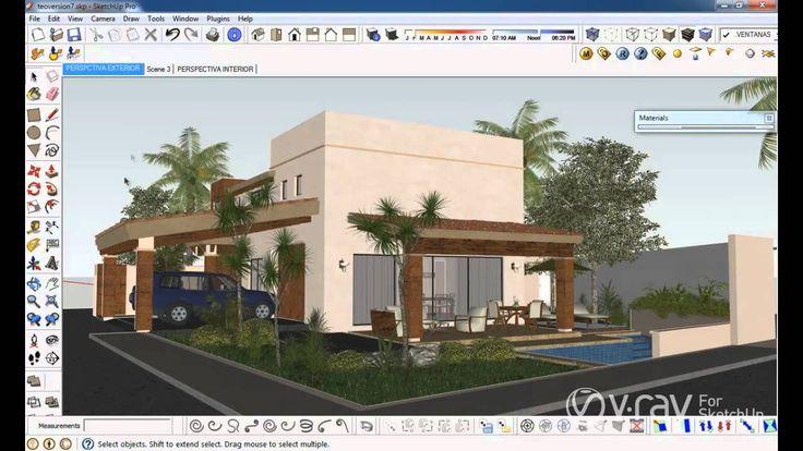 vray for sketchup interior lighting tutorial pdf