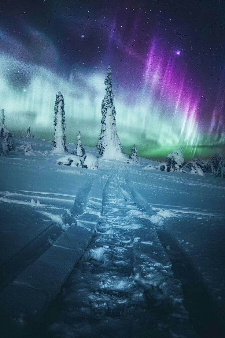 "ONE OF THE PLAYFUL ANGELS DECIDED TO PUT HER TOUCH ON THE AURORA BOREALIS ........THANK YOU LITTLE ""WING"" GIRL ---- IT'S BEAUTIFUL..................ccp"