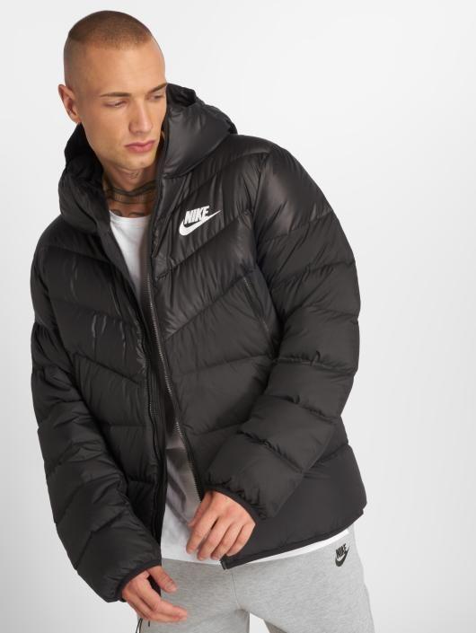 b41d765552eff3 Nike Übergangsjacke Sportswear schwarz