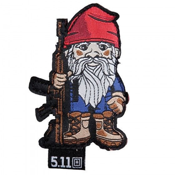 5.11 Tactical Gnome Patch | Official 5.11 Site