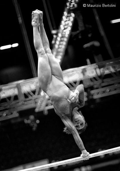 Vanessa Ferrari - Campionati Europei di Ginnastica Artistica - Milano, 2009