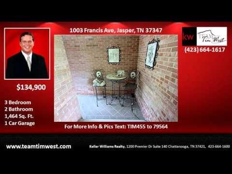 3 bedroom House for Sale near Marion County High School in Jasper TN - YouTube
