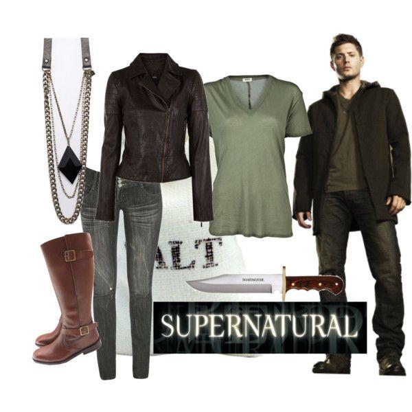 SPN: Dean Winchester