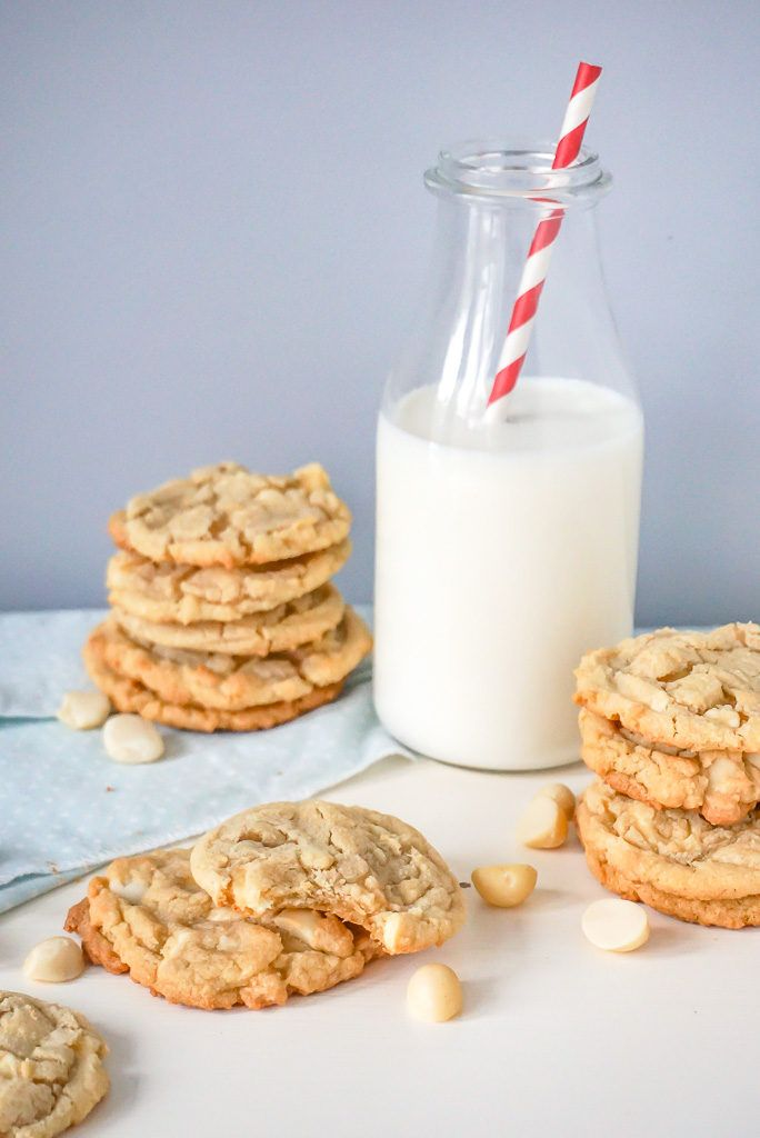 The best White Chocolate Macadamia Nut Cookie Recipe