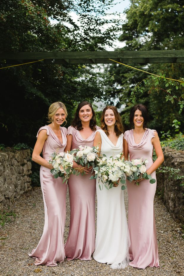 An Elegant Garden Party At Cloughjordan House Dee James Bridesmaid Garden Party Dress Bridesmaid Style