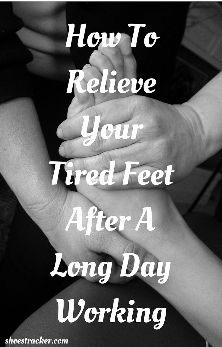 How To Relieve Your Tired Feet After A Long Day Working http://shoestracker.com/how-to-relieve-your-tired-feet-after-a-long-day-working/