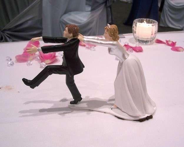 Topper para tartas de boda: Fotos de diseños | Ellahoy