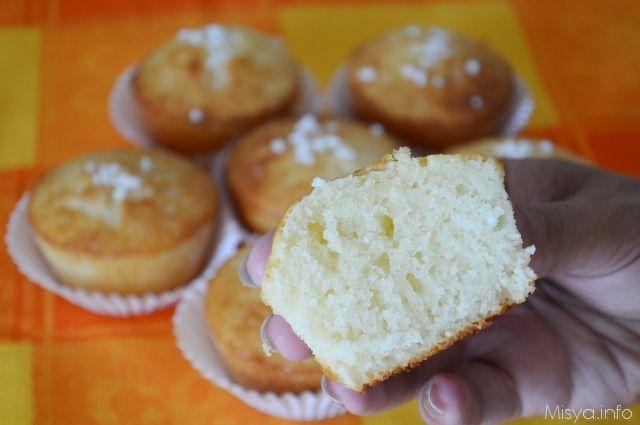 Muffin allo yogurt,