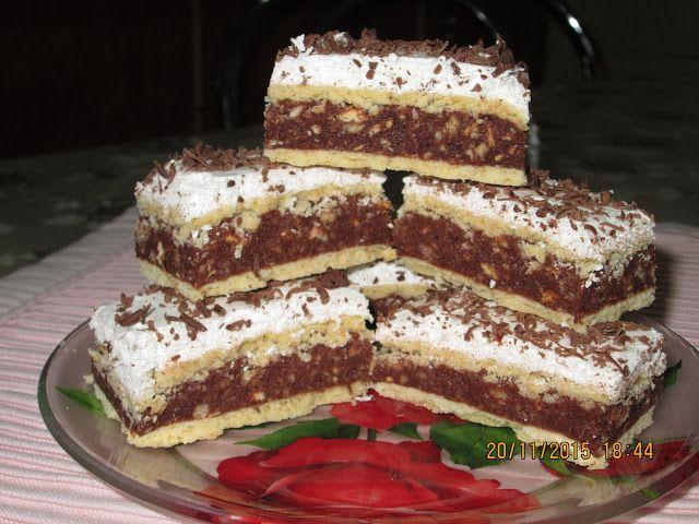 Prajituri de casa: Prăjitura Kati (Caty)