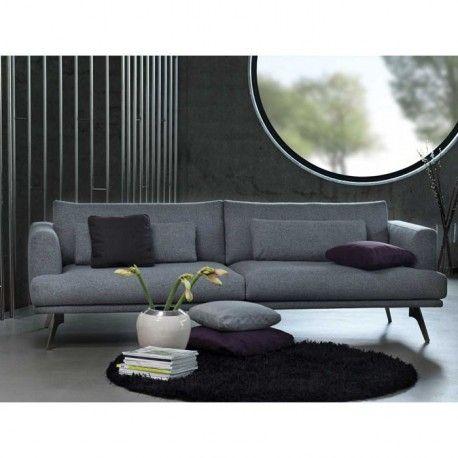 Canapé modulable Thorli en cuir ou tissu - Depot Design