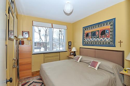 30 Elm Avenue Rosedale Toronto Apartment 2nd Bedroom Victoria Boscariol Chestnut Park Real Estate