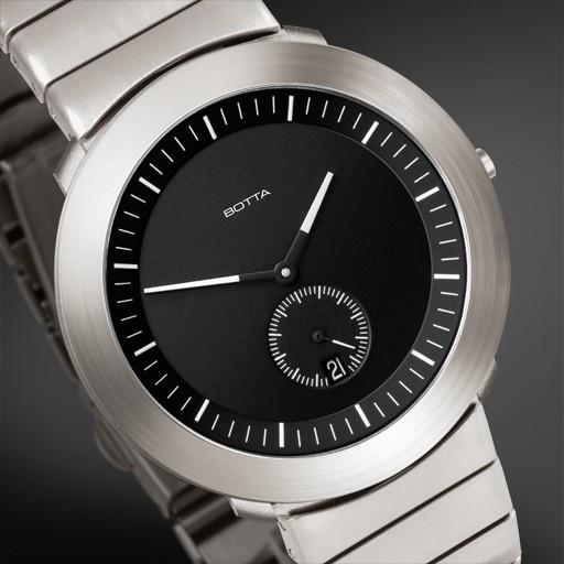 HELIOS - Uhr TitanBotta Design, Low Weights, Helios Wristwatch, Titanium Watches, Extreme Flats, Flats Titanium, Uhr Titanic, Titanium Screw